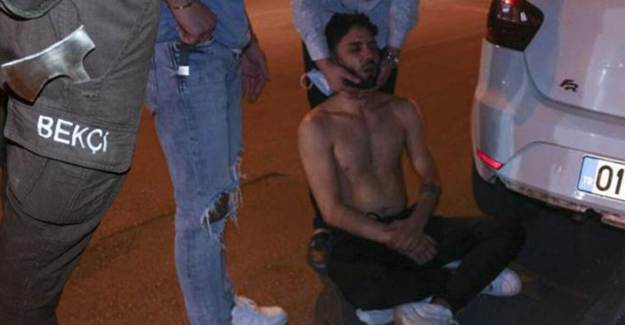 Adana'da Yol Verme Kavgasında Baltalı Saldırı: 1 Yaralı