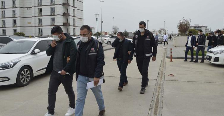 Adıyaman'da Tefecilik Suçundan 3 Kişi Gözaltına Alındı