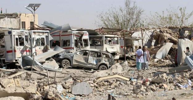 Afganistan'da Bomba Patlaması Sonucu 4 Kişi Öldü