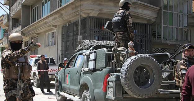 Afganistan'da Katliam Gibi Saldırı! 30 Polis Öldürüldü
