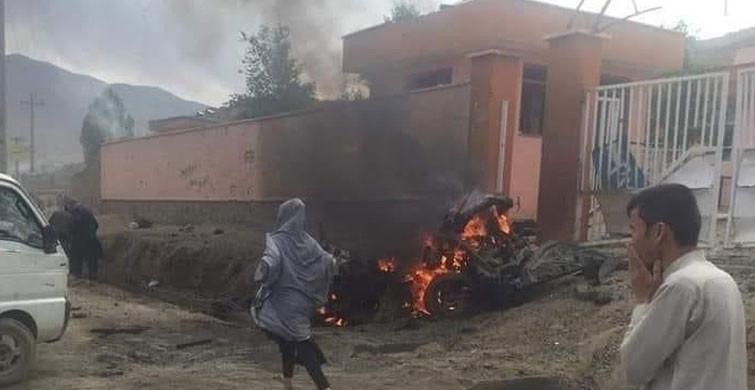 Afganistan'da Patlama Meydana Geldi: 35 Yaralı