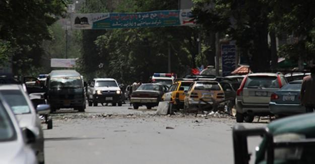 Afganistan'da Seçim Bürosuna Saldırı Düzenlendi: 20 Ölü, 50 Yaralı