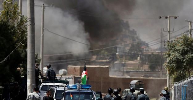 Afganistan'ın Başkenti Kabil'de Patlama: 7 Ölü