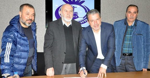 Afjet Afyonspor'da Serhat Güller Dönemi!