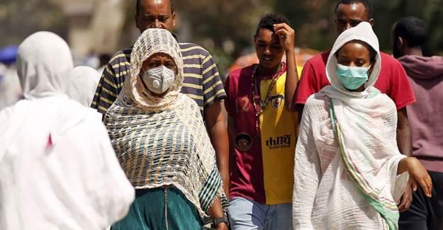 Afrika'da Kovid-19 Ölümlerinde Diyabet Çok Etkili