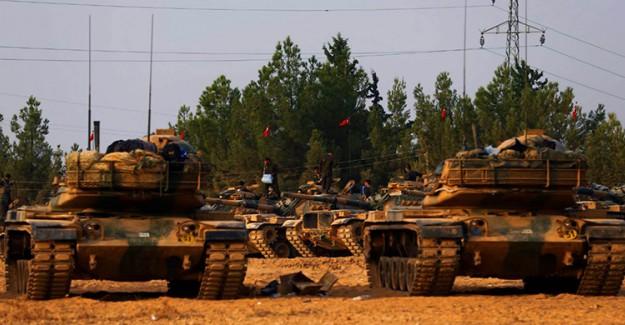 Afrin'de Büyük Patlama! PKK Yine Can Aldı