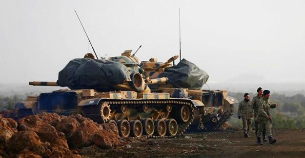 Afrin'de PKK'ya Büyük Darbe!