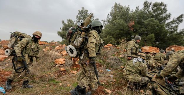 Afrin'de Yeni Aşama! Çatışma Yaşanıyor
