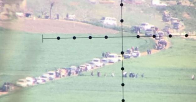 Afrin'den Kaçışlar Hız Kesmeden Devam Ediyor