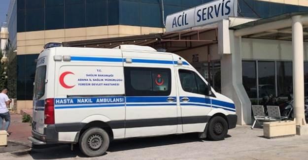 Afyonkarahisar'da Karantinada Olan Baba, Oğlunu Bıçakladı