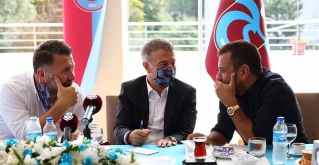 Ahmet Ağaoğlu: '3-4 Transfer Yapacağız'