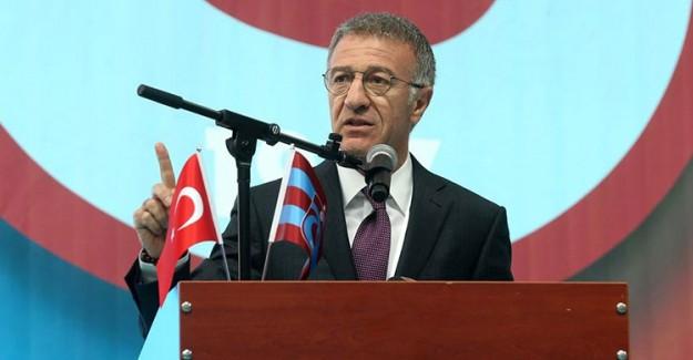 Ahmet Ağaoğlu Seçime Tek Aday Olarak Giriyor!