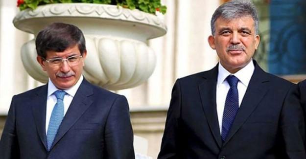Ahmet Davutoğlu Yeni Kurulacak Partide Genel Başkan Olmak İsteyince Abdullah Gül ile Anlaşamadı