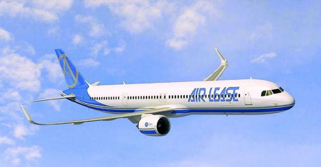Airbus'ın Son Teknoloji Uçağı 7 Bin 400 Km Aralıksız Uçabiliyor !