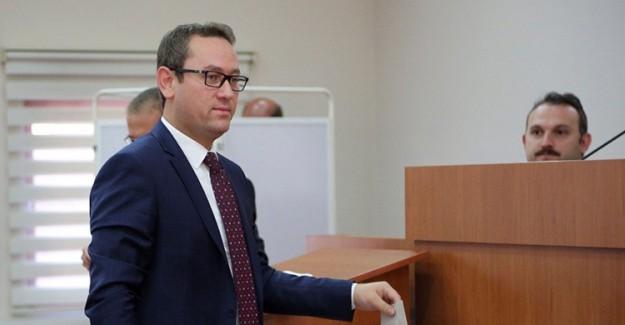 AK Parti Başakşehir Belediye Başkanı Yasin Kartoğlu