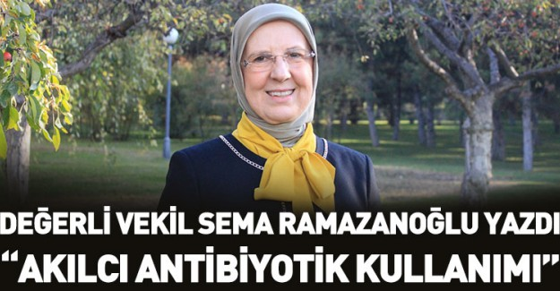 AK Parti Denizli Milletvekili Sema Ramazanoğlu