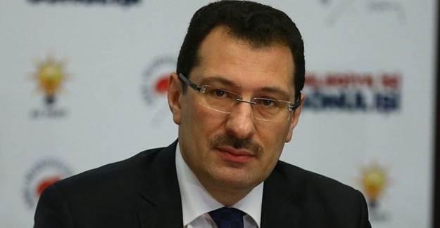 AK Parti Genel Başkan Yardımcısı Ali İhsan Yavuz'da Koronavirüs Görüldü