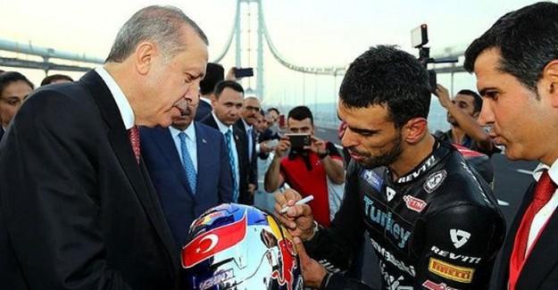 AK Parti Milletvekili Kenan Sofuoğlu, Yarışa Katılmak İçin Cumhurbaşkanı Erdoğan'dan İzin İsteyecek
