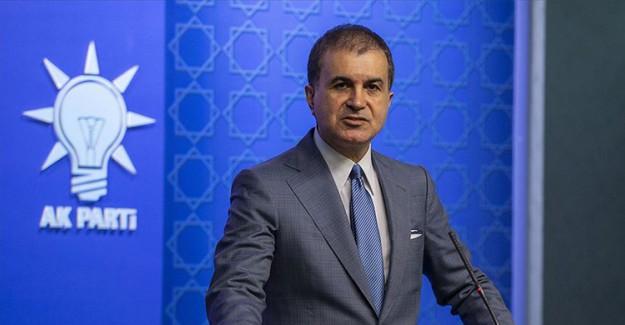 """AK Parti Sözcüsü Çelik: """"Erken Seçim Diye Bir Şey Yok"""""""