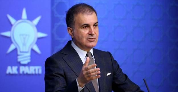 AK Parti Sözcüsü Ömer Çelik'ten Ermenistan Açıklaması