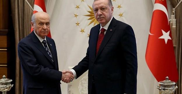 AK Parti ve MHP Cumhur İttifakı'nı Genişletiyor! Kim Öndeyse O Desteklenecek