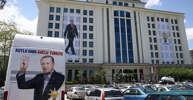 AK Parti'de Aday Adaylığı Süreci Uzatıldı