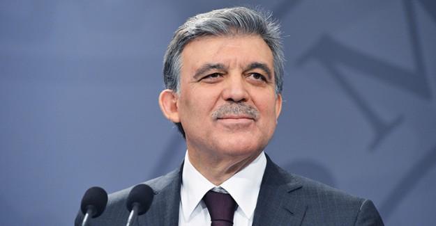 AK Parti'den Abdullah Gül Yanıtı!