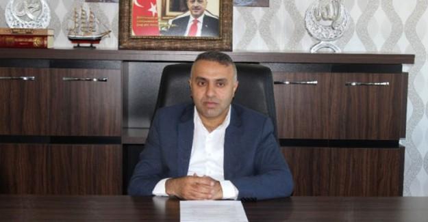 AK Parti'den İstifa Eden Başkan Yardımcısı Başkanı Eleştirdi!