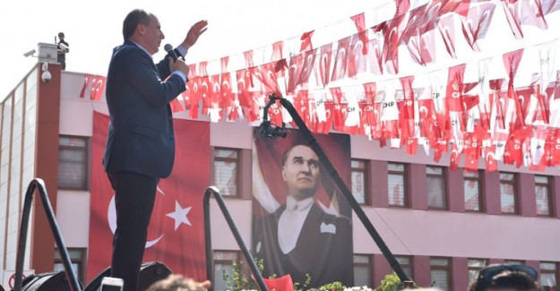 AK Parti'den Muharrem İnce'nin Hakkari Mitingine İlk Yorum Geldi