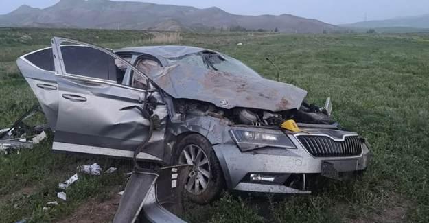 AK Parti'li Meclis Üyesi Kazaya Kurban Gitti