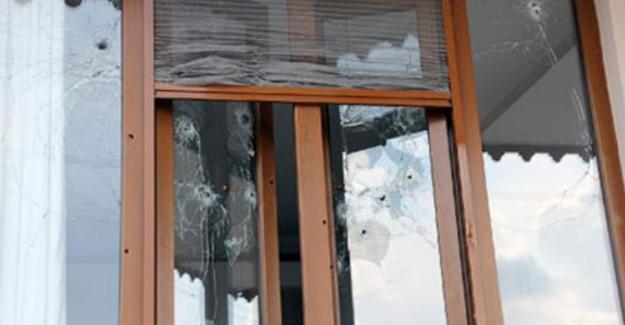 AK Partili Serik Belediye Başkanının Evine Ateş Açıldı