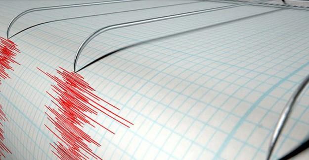 Akdeniz'de 4,2 Şiddetinde Deprem
