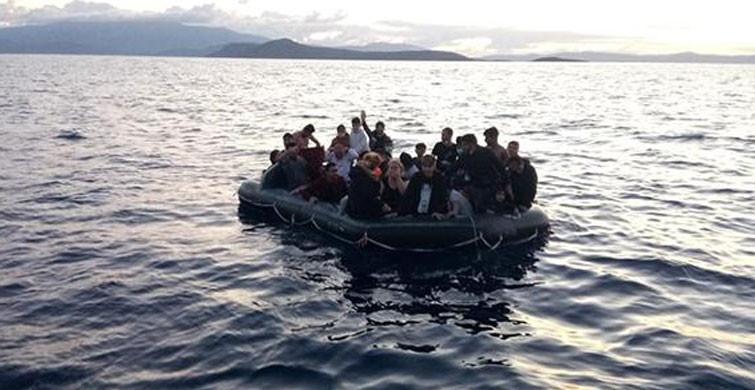 Akdeniz'de Tekne Kazası