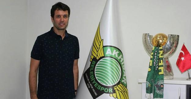 Akhisarspor Cihat Arslan'a Emanet!