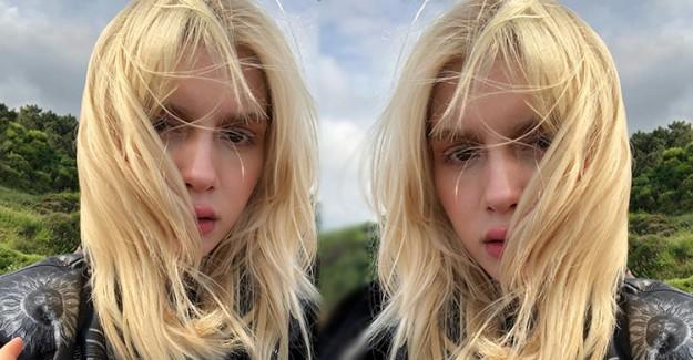 Aleyna Tilki Sosyal Medya Hesabından O Örgütün Simgesini Paylaştı!