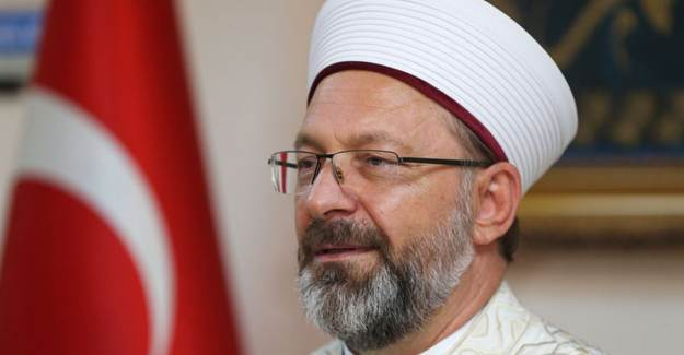 Ali Erbaş: Bizlerin Cami Dışında da Görevleri Vardır