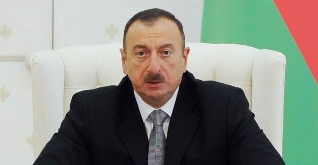 Aliyev'den İlk Açıklama
