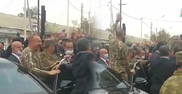 Aliyev'den İşgal Altından Kurtarılan Fuzuli'ye 27 Sene Sonra İlk Ziyaret