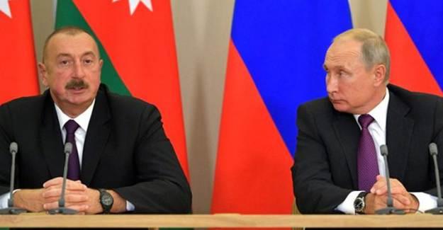Aliyev'den Putin'e: Türkiye'siz Olmaz, Türkiye Olmazsa O Kağıt Parçası Çöptür