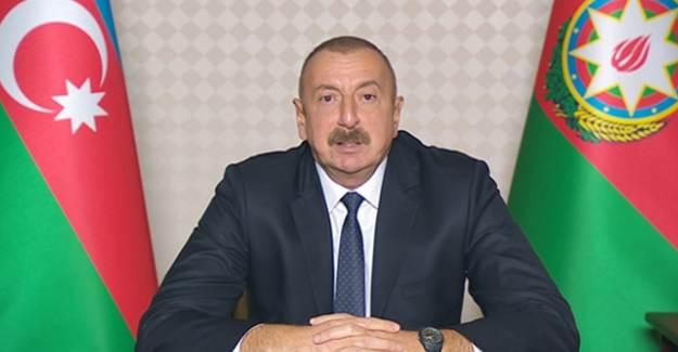 Aliyev'den Türkiye'ye Destek