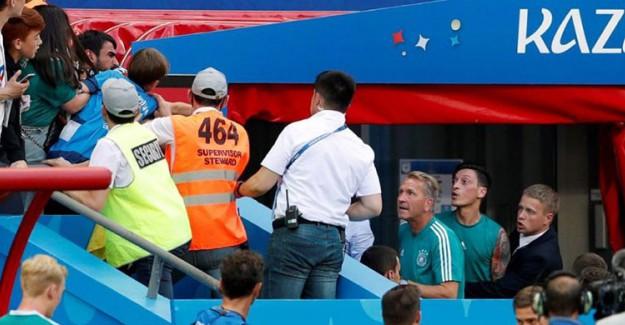 Almanlar Faturayı Mesut Özil'e Kesti Maç Sonu Olay Çıktı!