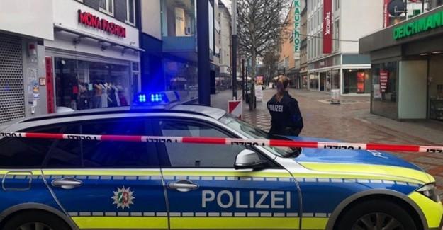 Almanya'da Bomba Paniği !