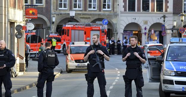 Almanya'da Terör Saldırısı Engellendi