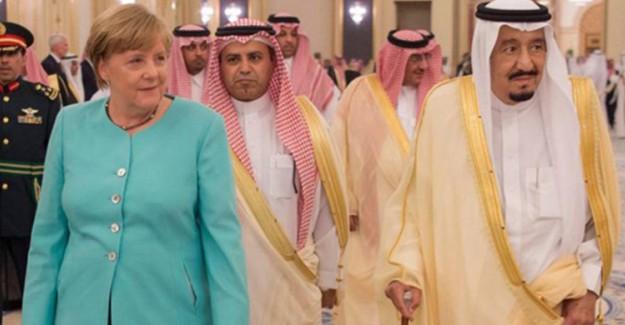 Almanya'dan Suudilere Büyük Hamle!