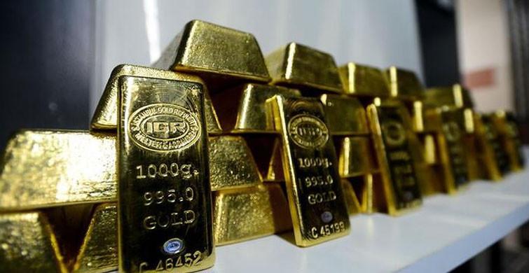 Altının Kilogramı 417 bin 500 TL'ye İndi