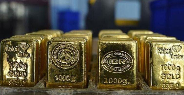 Altının Kilogramı 418 Bin TL'ye Çıktı