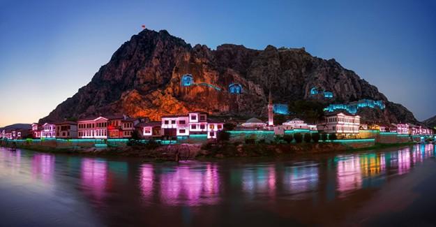 Amasya'da Gezilip Görülecek Yerler