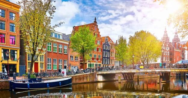 Amsterdam Nerede? Amsterdam'da Gezilecek Yerler