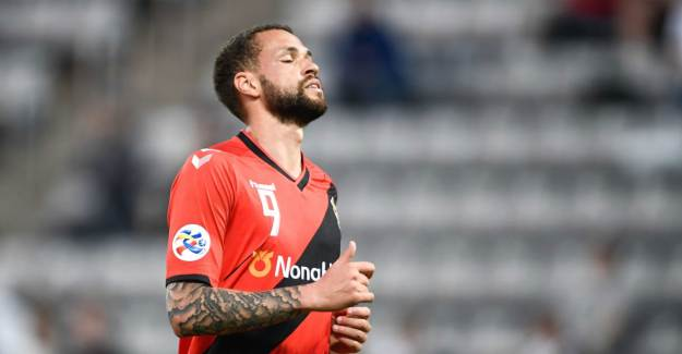 Anadolu Kulüpleri'nde Luc Castaignos Rekabeti