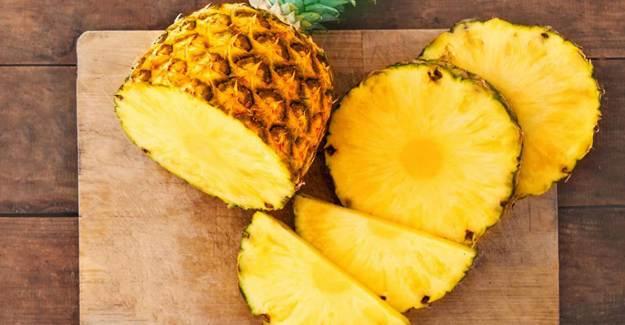 Ananas Suyunun Güzelliğe Faydası